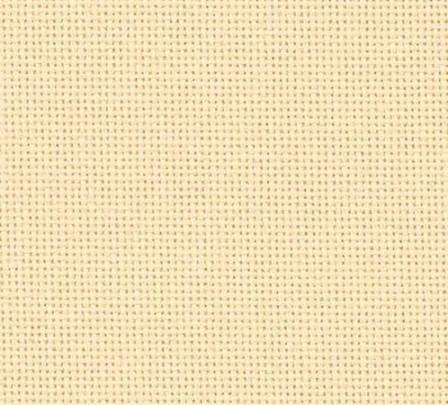 Ткань Zweigart 3835/252 Lugana 25 ct. Cream/Кремовый/Крем/Сливочный