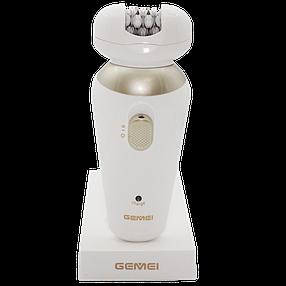 Эпилятор Gemei GM 7005 Professional 5в1 Белый, фото 2