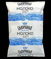 Молоко Галычина 0,9мл, 2,5%