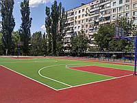 Будівництво спортивних майданчиків  , фото 1