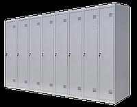 Шкаф для одежды разборной на восемь человек (1800х3200х500)