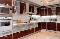Кухня кутова в стилі Модерн