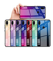 Чехол Gradient для Samsung A30 / A305F (7 цветов)