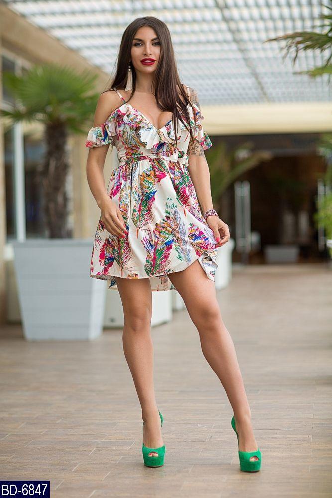 Платье BD-6847