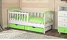 Детские кровати от 3 лет Конфетти капучино, фото 6