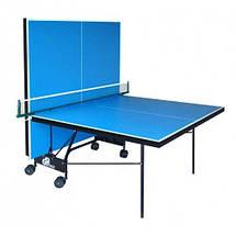 Всепогодный теннисный стол Compact Outdoor, фото 3