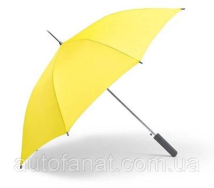 Оригинальный зонт-трость MINI Umbrella Walking Stick Signet, Lemon (80232445724)