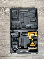 ✳ Аккумуляторный шуруповёрт DeWalt DCD776, Девольт, 18В (Шуруповерт деволт кейс в комплекте)