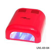 УФ-лампа стационарная UVL-03 36W 04 #B/E