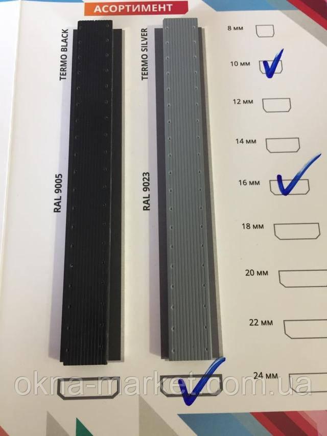Стеклопакеты с теплой дистанционной рамкой в ™ОКНА МАРКЕТ