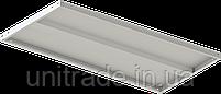 250х120х80 4 полки 200 кг на полку Стеллаж для архива склада металлический крашенный Серый цвет, фото 3