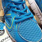 Кроссовки Bona сетка голубые размер 37, фото 7