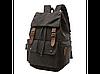 Чорний чоловічий рюкзак Tiding Bag