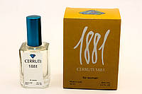 Женский парфюм Cerruti 1881 pour Femme (черрути 1881) тестер 50 ml Diamond ОАЭ (реплика)