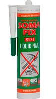 Клей жидкие гвозди на акриловой основе 310 мл SomaFix