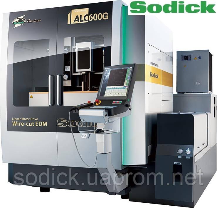 Електроерозійний верстат Sodick ALC400/600/800G Premium