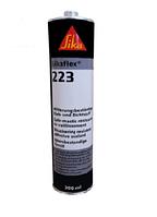 Герметик полиуретановый Sikaflex 223 черный 600 мл.