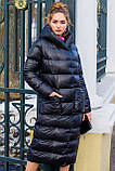 Жіночий зимовий пуховик Пандора,42-56р, фото 9