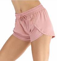 Шорты для спорта Sharial SH 0086 женские Розовые