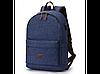 Синій чоловічий рюкзак Tiding Bag
