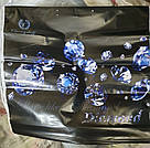 Полиэтиленовый пакет с пластиковой ручкой (сумка) ''Бриллиант'' 380*340, 10 шт, фото 2