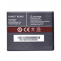 Аккумулятор для мобильного телефона Cubot Echo, (Li-polymer 3.8V 3000mAh)