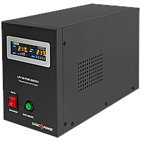 UPS для котла с правильной синусоидой LPY-B-PSW-500VA+ (350W) 5A/10A 12V