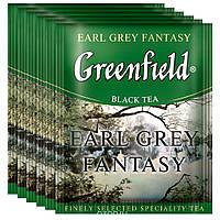 Чорний чай Greenfield Earl Grey (100 шт) Бергамот