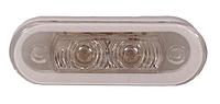 Світильник палубний 86х31 мм LED