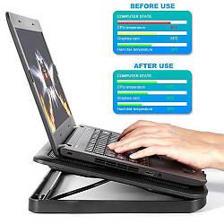 Охлаждающая подставка для ноутбука SY-C5