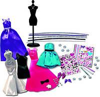 Tara Toys Barbie Творческий набор Барби Стань модельером Be a Fashion Designer Doll Dress Up Kit