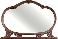Дзеркало на комод класика, горіх (146*102*5cм)
