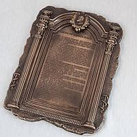 """Подарочная статуэтка Veronese """"Клятва Гиппорката"""" (26*20 см) 76079A4. Подарок медику"""