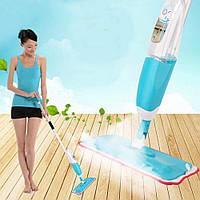 Швабра с распылителем Healthy Spray Mop, Швабра со встроенным распылителем
