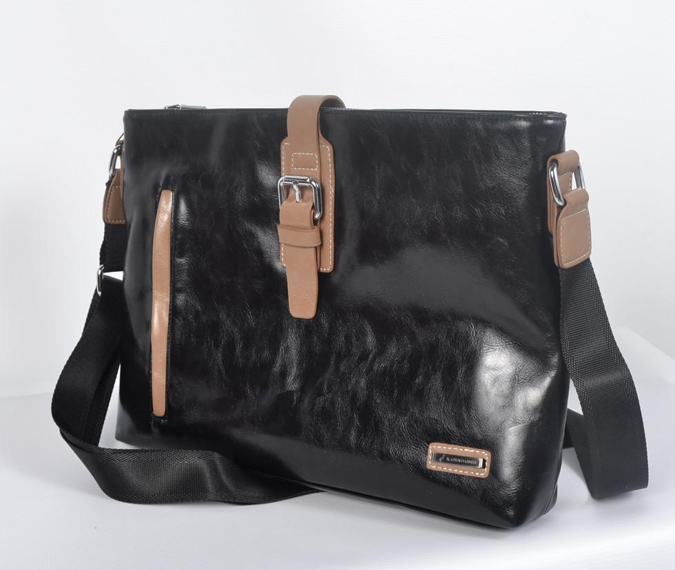 90b14722f644 Молодежная мужская кожаная сумка через плече - ИЗИДАмаркет в Хмельницком