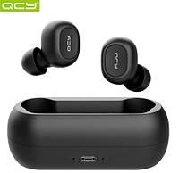 Беспроводные наушники Bluetooth QCY T1 (QS1) Black