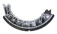 Колодка заднего тормоза в сборе ЗИЛ-130 /алюминиевая/130-3502090-15
