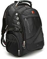 Швейцарский рюкзак Swissgear 8810, городской рюкзак свисгир