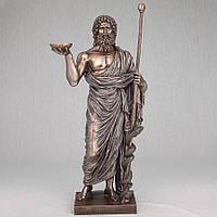 """Подарочная статуэтка Veronese """"Гиппократ"""" (40 см) 72739A4. Подарок медику"""