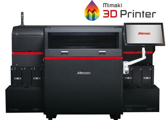 3D-принтер Mimaki 3DUJ-553