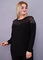 Платье Искра черный