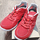 Кроссовки Bona р.38 сетка красные, фото 3