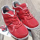 Кроссовки Bona р.38 сетка красные, фото 2