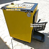 Данко АКТВ-15 котел-плита на дровах твердотопливная (завод Агроресурс, Украина)