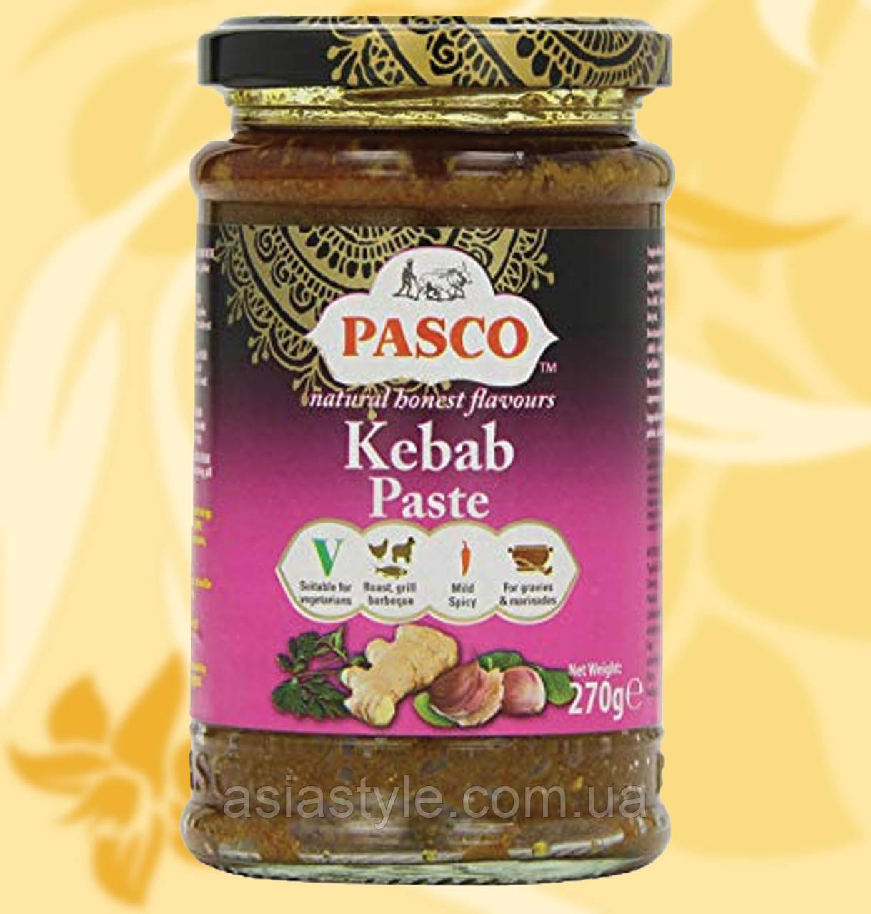 Кебаб соус-маринад для шашлику, Pasco, 270г, Дж