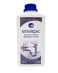 Средство для очистки дренажных систем Бланидас (1 л)