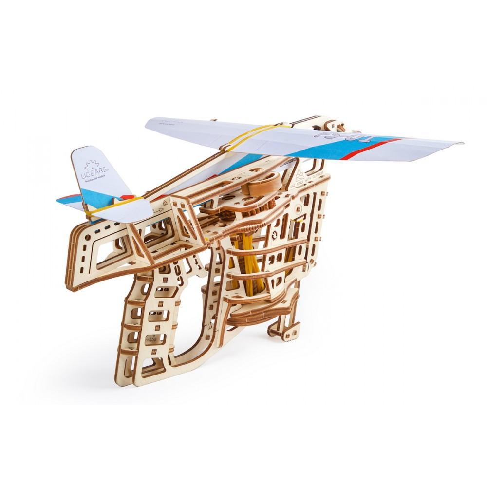 Механический 3D пазл Пускатель самолетиков