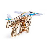 Механический 3D пазл Пускатель самолетиков, фото 1