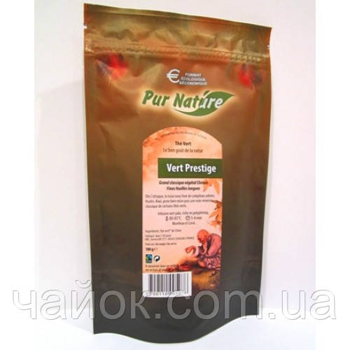 Pur Nature Vert Prestige Престиж 100 гр зелёный чай