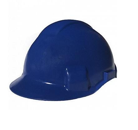 Каска защитная «Универсал»  М 215 синяя. Каска строительно-монтажная.